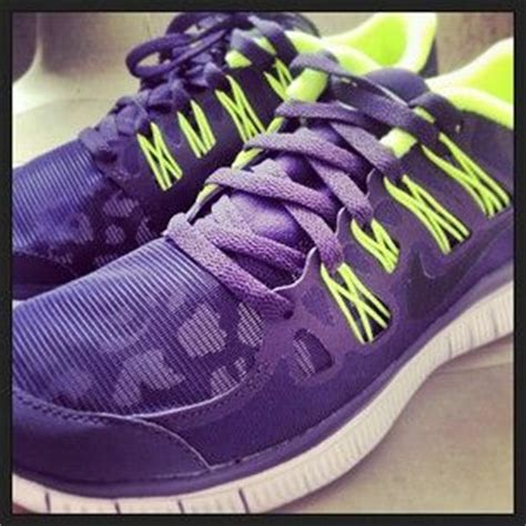 leopard print nike free tennis shoes