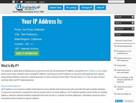 Email Header Ip Address Lookup History Of Whatismyip Page 3 Of 4 Whatismyip 174