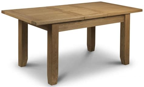 Oak Dining Table Uk Buy Julian Bowen Astoria Oak Dining Table Extending Cfs Uk