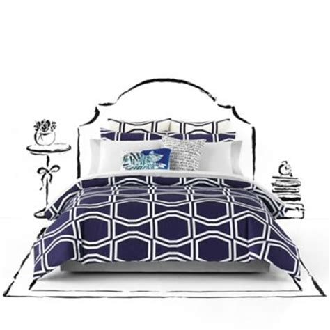 Kate Spade New York Bow Tile Comforter Set Bed Bath Beyond