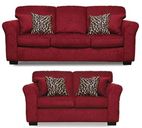 red chenille sofa rent furniture welton quot scarlett quot red chenille sofa