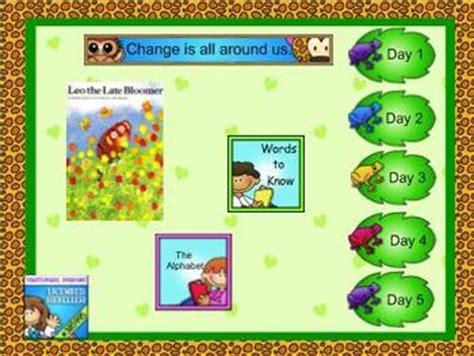 kindergarten pattern smartboard activities journeys kindergarten smartboard unit 5 lesson 22 by amy