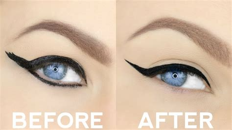8 Classic Make Up Mistakes To Avoid by Common Eyeliner Mistakes To Avoid Eyeliner Do S Dont