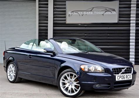c70 car 2006 volvo c70 for sale classic cars for sale uk