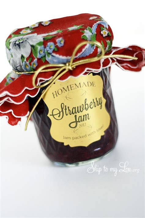 design ideas for jelly labels homemade canning labels tutorial skip to my lou
