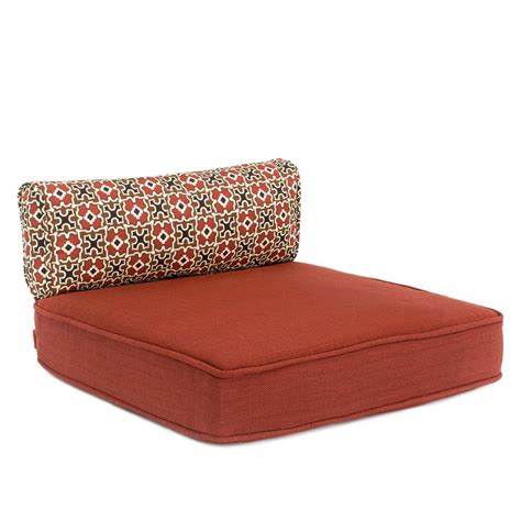 Replace Cushions In hton bay edington lounge chair replacement seat and