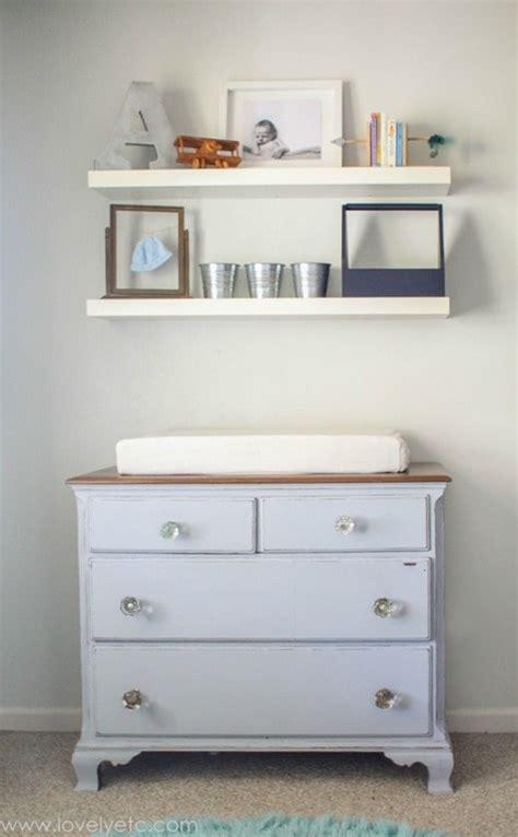 chalk paint yesteryear dresser update with vintage door knobs lovely etc