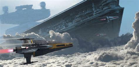 wallpaper spaceship planet surface battleship star