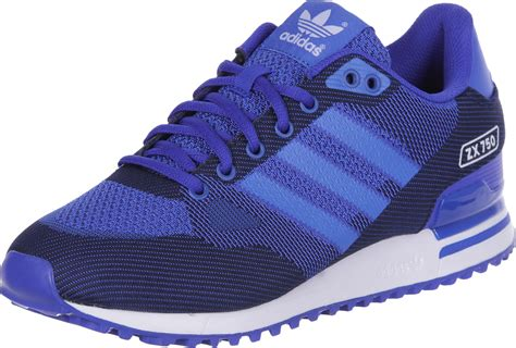 Adidas Blue adidas zx 750 wv shoes blue
