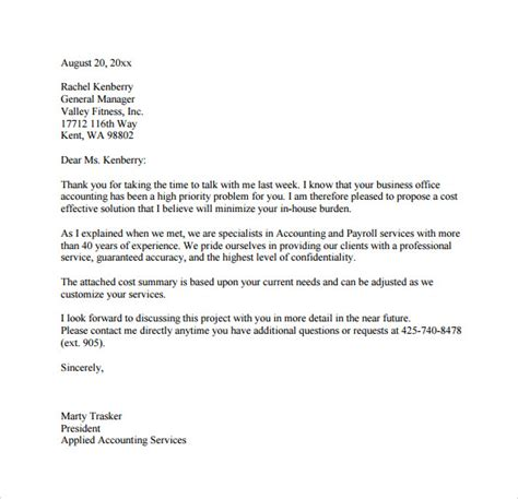 good sle cover letter for a business proposal 86 for
