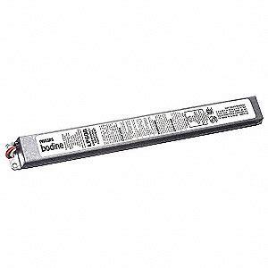Lu Neon Philips philips bodine linear fluorescent emerg ballast 1350 lu 12x242 lp600 grainger