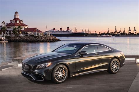 mercedes s class coupe amg 2018 mercedes amg s class coupe and cabriolet drive