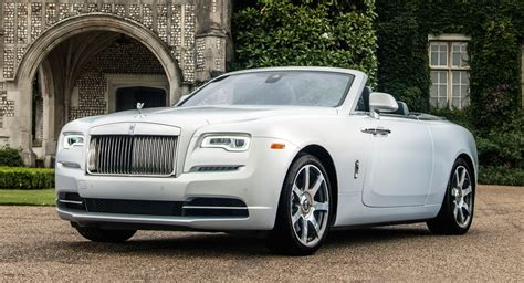 Bespoke Rolls Royce by Rolls Royce Brings Trio Of Bespoke Dawns To Pebble