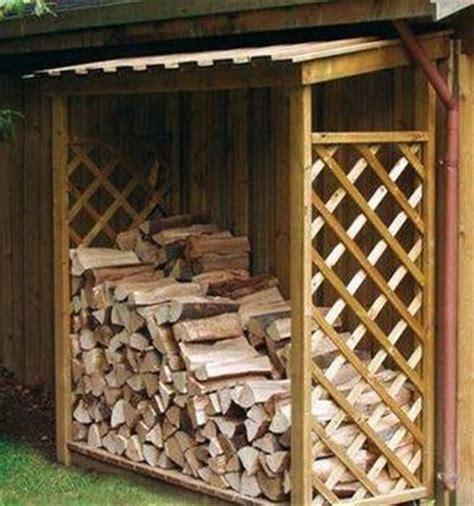 tettoie brico legnaia fai da te tecniche come costruire una legnaia