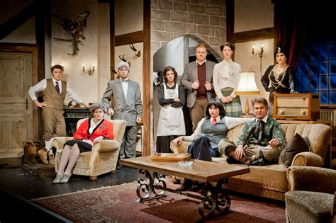 Was In Die Mausefalle by Die Mausefalle 2013 Theater Ni Co
