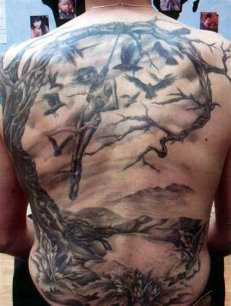 full back tattoo designs for men ideas and designs tattooshunter