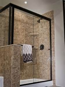 1000 images about convert a bathtub to walk in shower on
