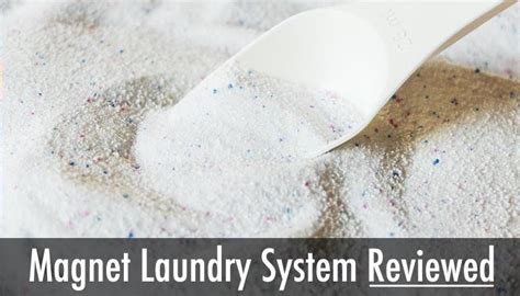 water liberty magnetic laundry system review