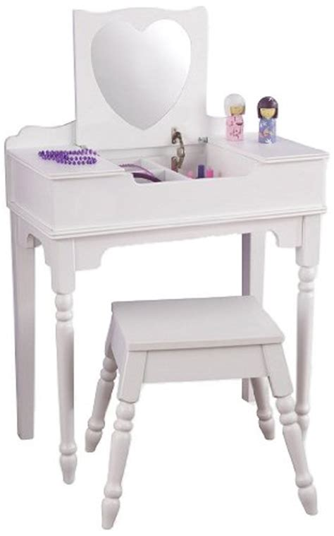 Sweetheart Vanity And Stool by Sweetheart Vanity And Stool All Secret