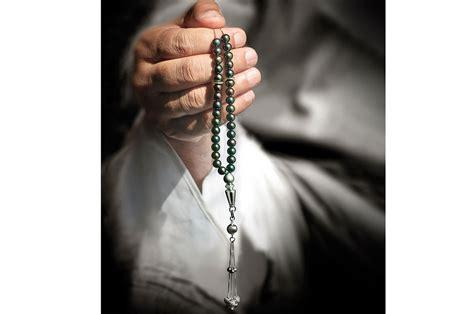 tasbih prayer umi pearls tasbih with sterling silver tassel
