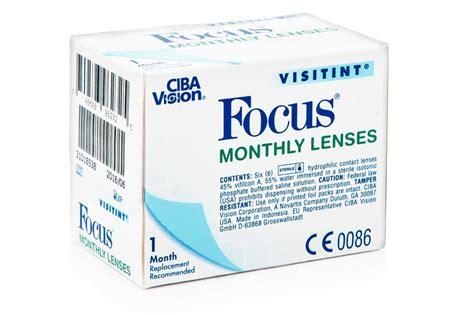 most comfortable monthly contact lenses focus visitint 6 lenses sale lentiamo co uk