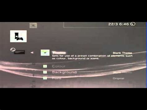ps3 themes link xbox 360 theme for ps3 download link youtube