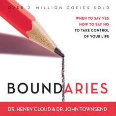Boundaries In Dating Henry Cluod Townsend boundaries in dating how healthy choices grow healthy