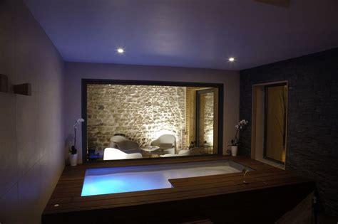 mini piscine en bois mini couloir de nage