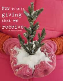 christmas gift giving quotes quotesgram