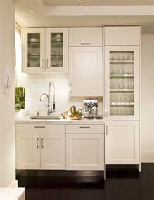 Small Kitchen Cabinets by Small Kitchen Design Shelterness