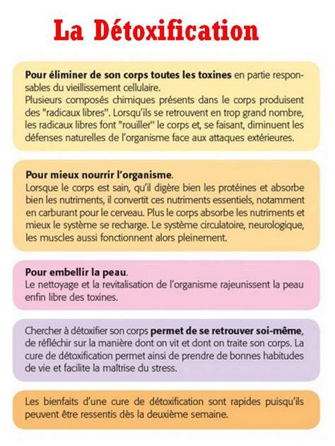 La Detox by Ppourquoi Detoxifier Notre Organisme Lr