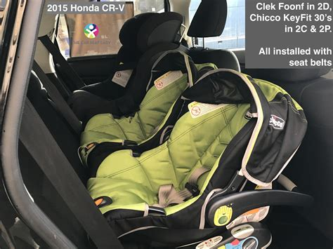 step and go 2 car seat installation the car seat honda cr v