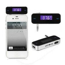 best fm transmitter for iphone5 iphone free kit iphone 5 fm transmitter ebay