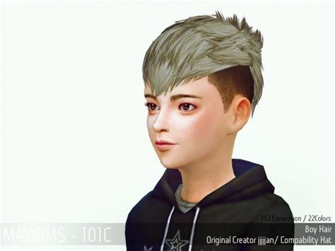 sims 4 children hair hair 101c jjjjjan at may sims 187 sims 4 updates