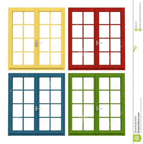 colored window colored wooden window stock photography image 9367472