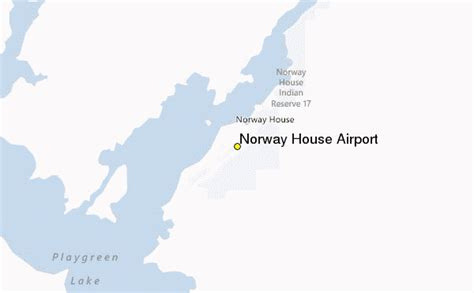 norway house airport weather station record historical