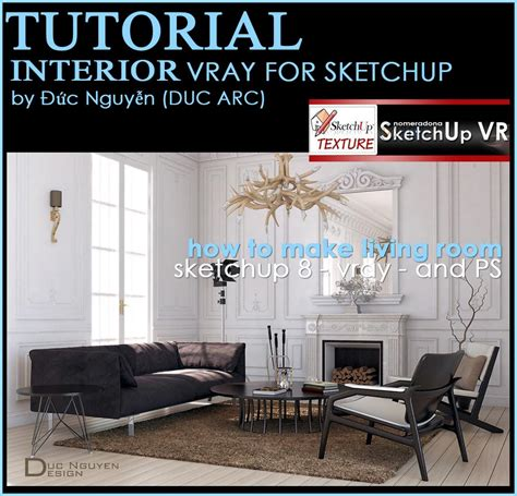 tutorial vray 2 0 sketchup español interior rendering vray for sketchup tutorial pdf