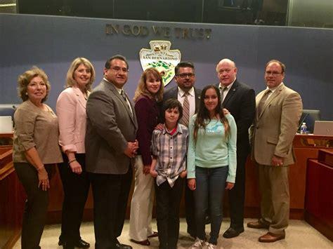 Walker County Tax Office by Board Appoints Oscar Valdez To Succeed Larry Walker