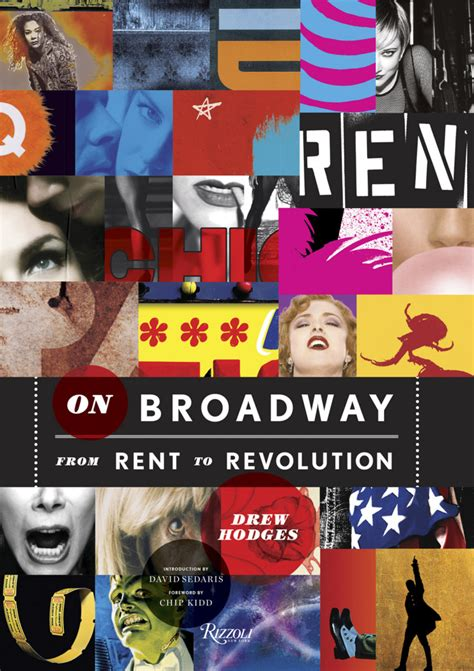 the firm revolution books from rent to hamilton broadway ad designer sets tone