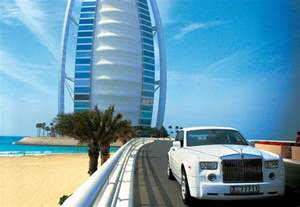 ordinary Most Expensive Hotel Room In Dubai #1: burj-al-arab-rolls-royce-phantom.jpg