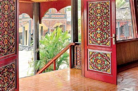 desain interior pesona indonesian heritage