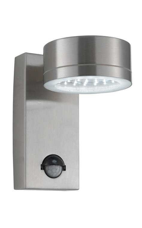 Outdoor Wall Lighting Motion Sensor Modern Outdoor Motion Sensor Led Wall Light Hp025178 Ebay