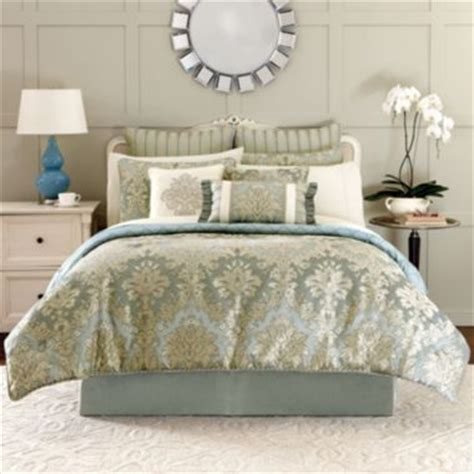 Whimsical Bedding Sets Croscill Classics 174 Peyton 4 Pc Jacquard Comforter Set Accessories Found At Jcpenney Master