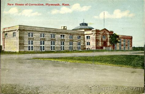 New House Of Correction Plymouth Ma