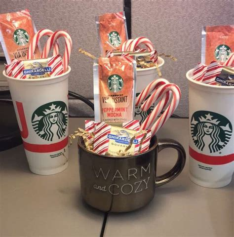 inexpensive christmas office gifts top favors for new year s gift bags diy gifts