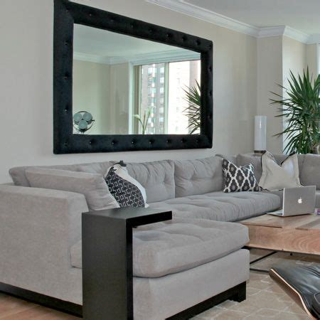where to put a mirror in the living room 4 guidelines to using mirrors as the focal point of a room