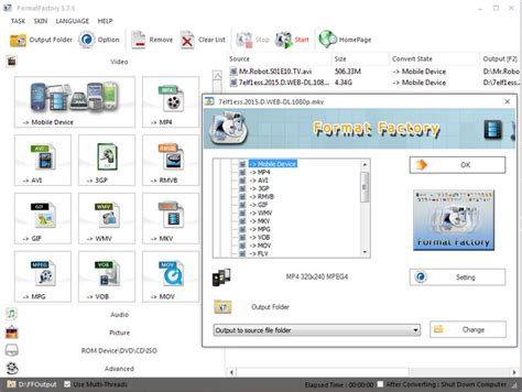 format factory v4 1 0 0 download formatfactory 4 0 0 0 portable softarchive