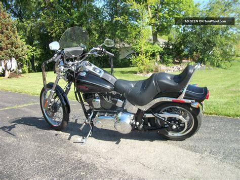 Harley Davidson Factory Custom Paint by 2009 Harley Davidson Fxstc Softail Custom Factory Custom