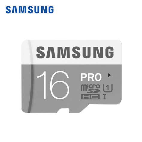 Samsung Microsd Pro Class 10 Uhs I 64gb 90 Mbps samsung pro memory card 16gb 32gb sdhc 64gb 128gb sdxc microsd class 10 micro sd cards c10 uhs i