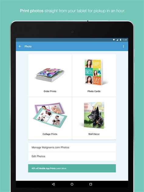 walgreens photo app for android walgreens android apk free android apks